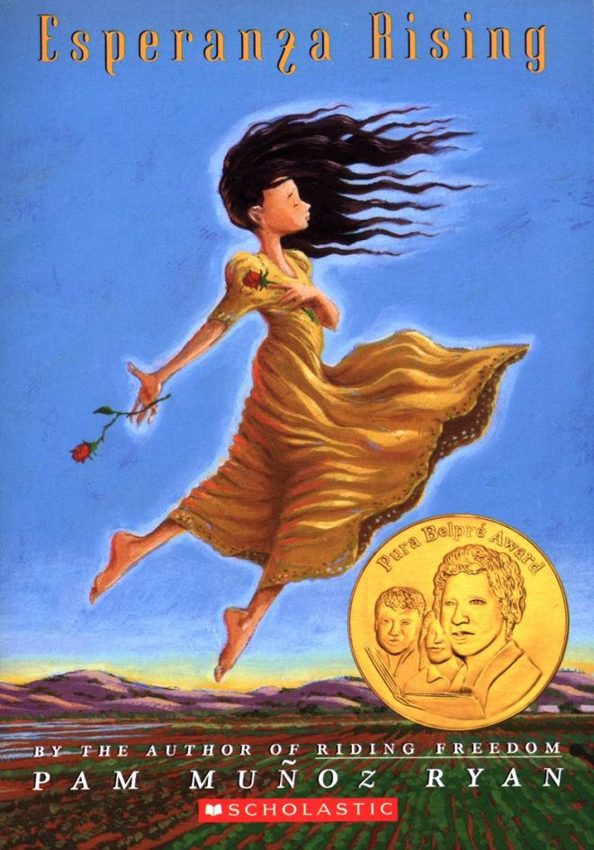 Student Book Review: Eddison's review of Esperanza Rising by Pam Munoz Ryan
