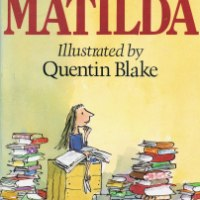 Student Book Review: Grace's review of Matilda, by Roald Dahl