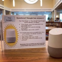 Coming Soon: Google Home in the School Library