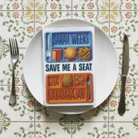 Insta Review: Save Me a Seat, by Sarah Weeks and Gita Varadarajan