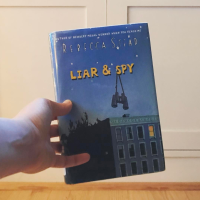 Insta Review: Liar & Spy, by Rebecca Stead