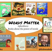 Words Matter: 2017 Picture Book 10 for 10