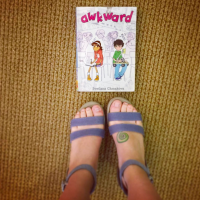 Intsa Review: Awkward, by Svetlana Chmakova