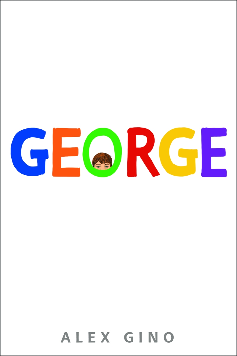 Coming Soon: 6th Grade Book Club - George, by Alex Gino