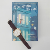 Insta Review: Counting Thyme by Melanie Conklin