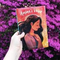 Insta Review: Amina's Voice by Hena Khan