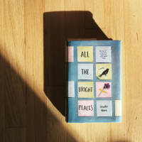 Insta Review: All the Bright Places, by Jennifer Niven