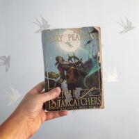 Insta Review: Peter and the Starcatchers, by Dave Barry and Ridley Pearson