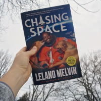Insta Review: Chasing Space, by Leland Melvin