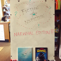 Fiction or Nonfiction: Narwhal Edition!