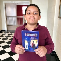 Fitz's Faves Jr: M's review of I Survived The Joplin Tornado, 2011 by Lauren Tarshis