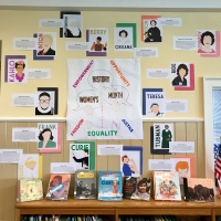 Celebrating Strong Women: Resources for Women's History Month