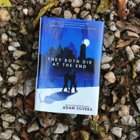 Insta Review: They Both Die at the End, by Adam Silvera