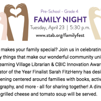 Coming Soon: Family Night