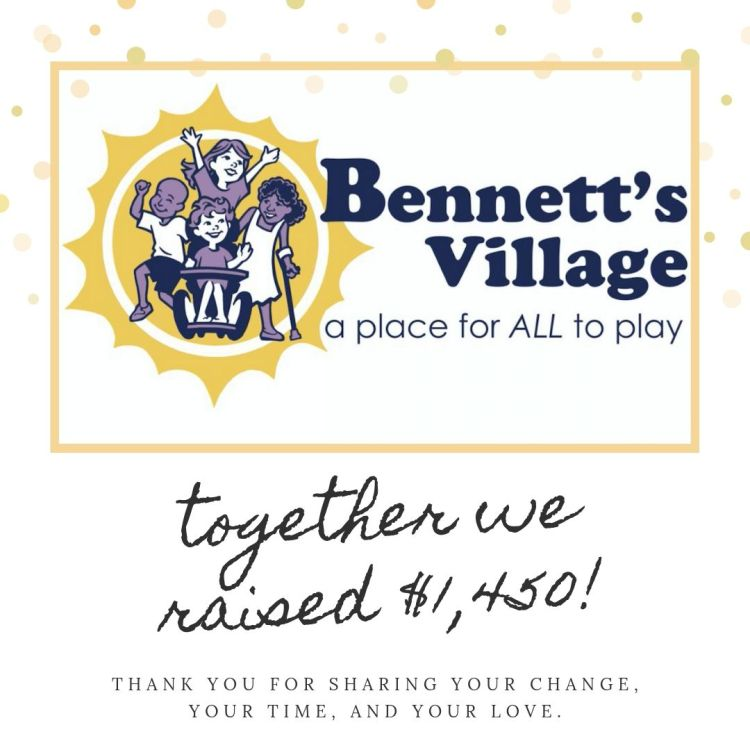 Bennetts Village fundraiser
