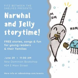Narwhal and Jelly 5