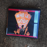 Insta Review: Who Let the Gods Out?, by Maz Evans