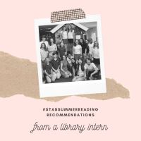 #STABSummerReading Recommendations from a Library Intern