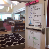 Countdown to Library