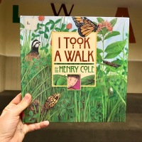 The Noticing Tool, with Henry Cole's I Took a Walk