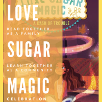 Coming Soon: Family Book Club, Love Sugar Magic