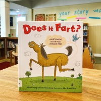 Does it Fart? by Nick Caruso and Dani Rabaiotti