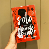 Insta Review: Solo, by Kwame Alexander