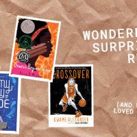 Four Wonderfully Surprising Recent Reads