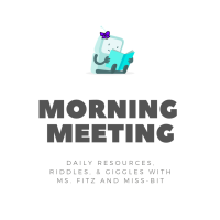 Morning Meeting: A Daily Podcast for Families