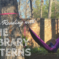 Summer Reading with the Library Interns